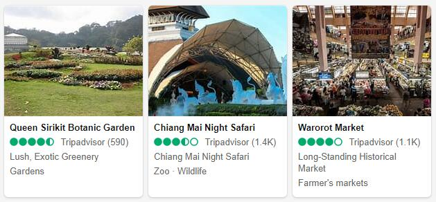 Chiang Mai Attractions 2