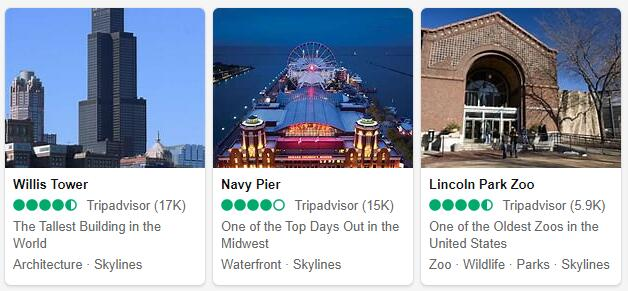 Chicago Attractions 2