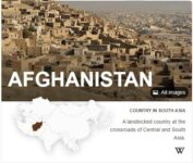 Where is Afghanistan Located