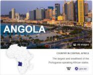 Where is Angola