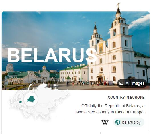 Where is Belarus