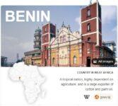 Where is Benin