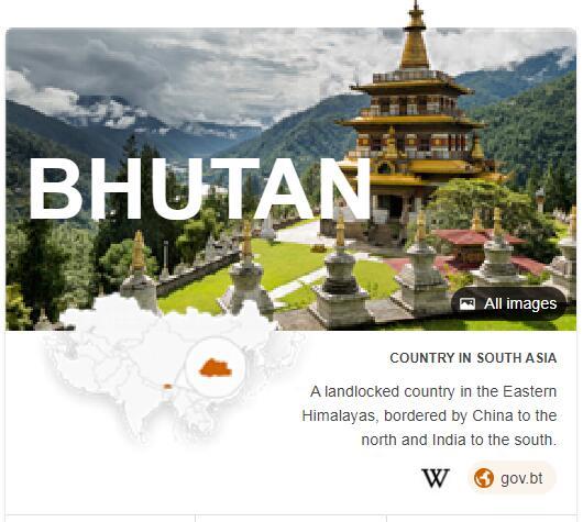 Where is Bhutan