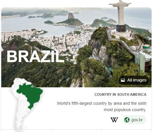 Where is Brazil