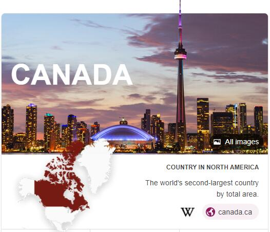 Where is Canada