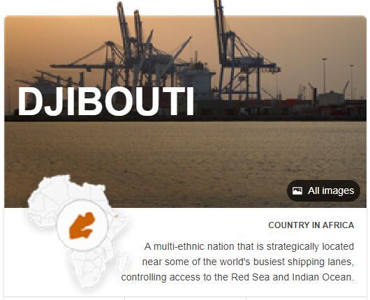 Where is Djibouti