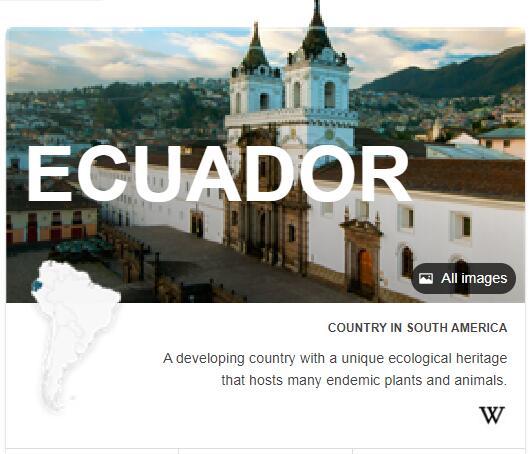 Where is Ecuador