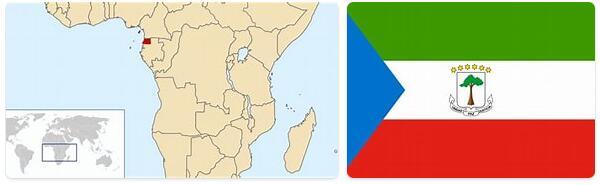 Where is Equatorial Guinea