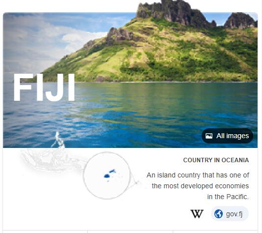 Where is Fiji