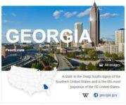 Where is Georgia