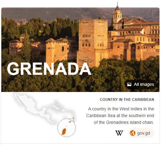 Where is Grenada