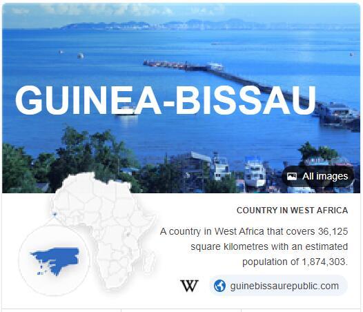 Where is Guinea Bissau