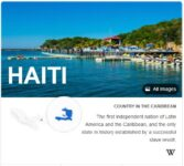 Where is Haiti