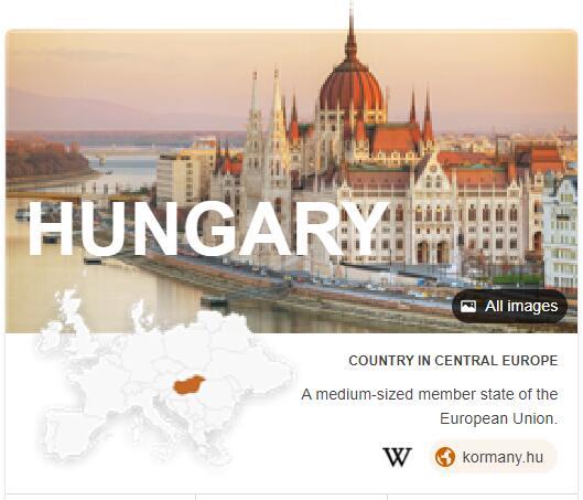 Where is Hungary