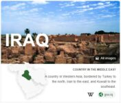 Where is Iraq