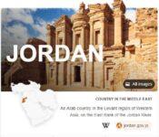 Where is Jordan