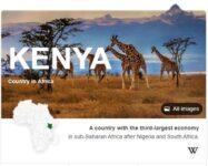 Where is Kenya