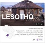 Where is Lesotho