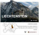 Where is Liechtenstein