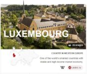 Where is Luxembourg