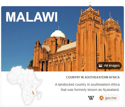 Where is Malawi