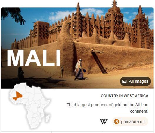 Where is Mali