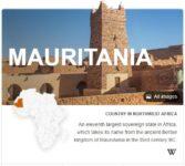 Where is Mauritania