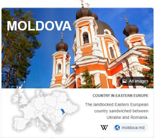 Where is Moldova