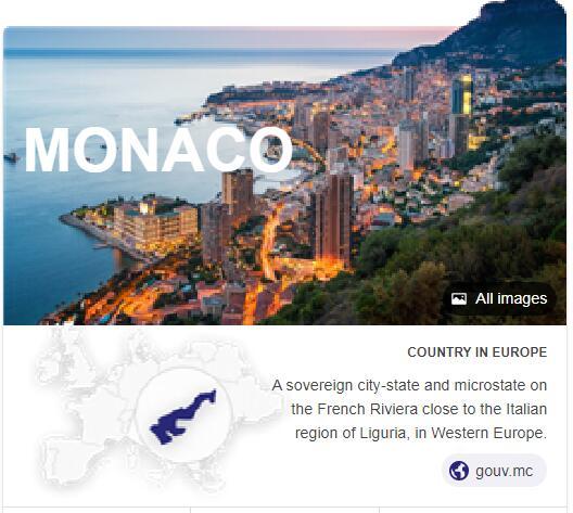 Where is Monaco