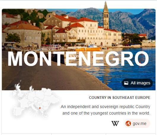 Where is Montenegro