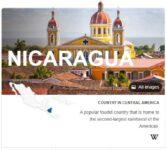 Where is Nicaragua