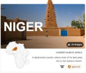 Where is Niger