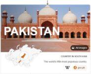 Where is Pakistan