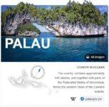Where is Palau