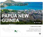Where is Papua New Guinea