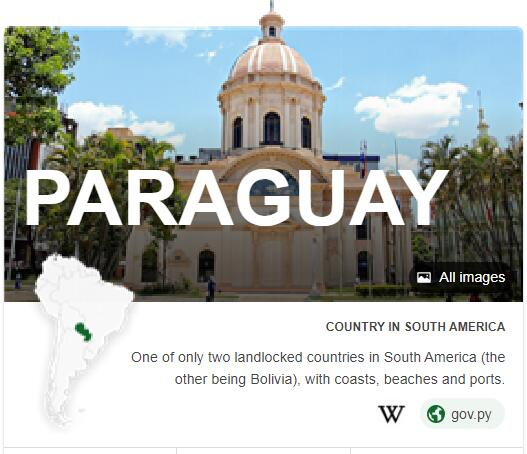 Where is Paraguay