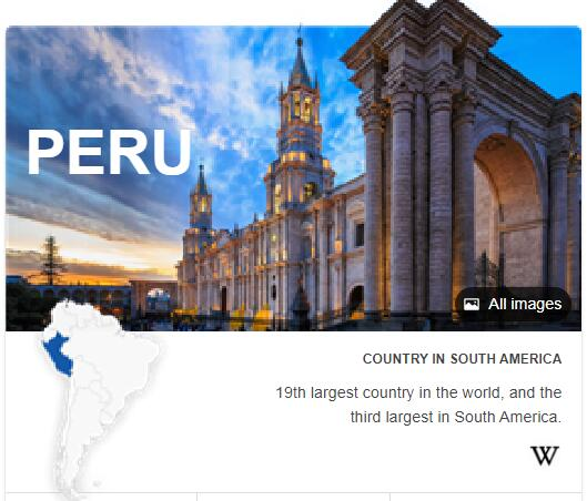 Where is Peru