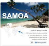 Where is Samoa