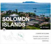 Where is Solomon Islands