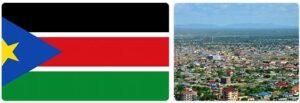 Where is South Sudan
