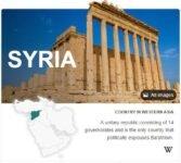 Where is Syria