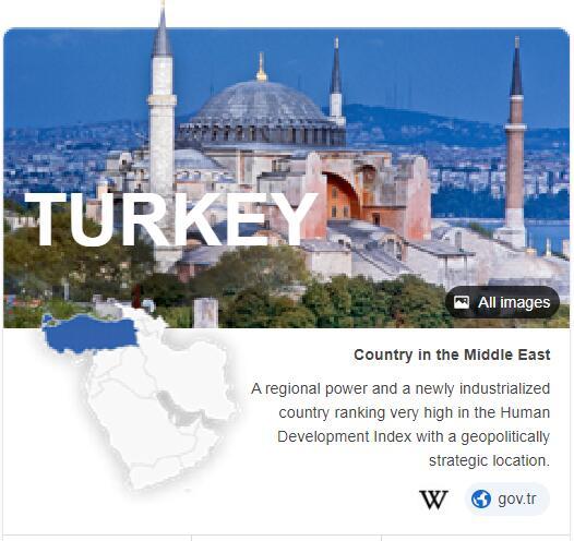 Where is Turkey