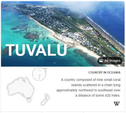 Where is Tuvalu