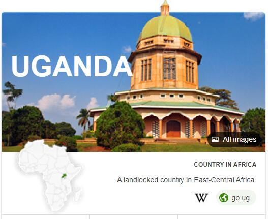 Where is Uganda