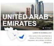 Where is United Arab Emirates