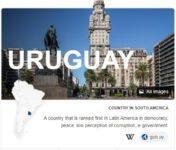 Where is Uruguay