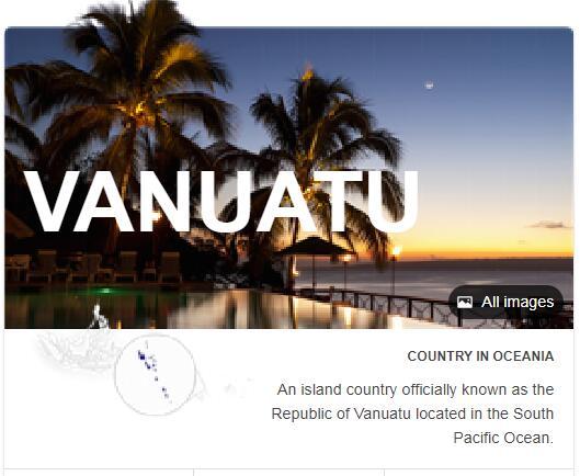 Where is Vanuatu