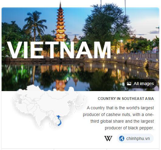 Where is Vietnam