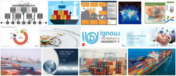 India Foreign trade