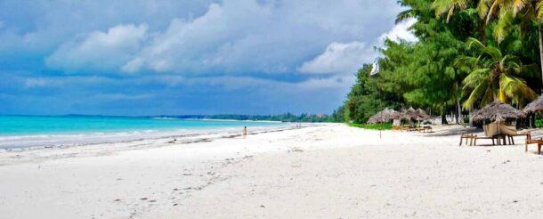 east coast of Tanzania